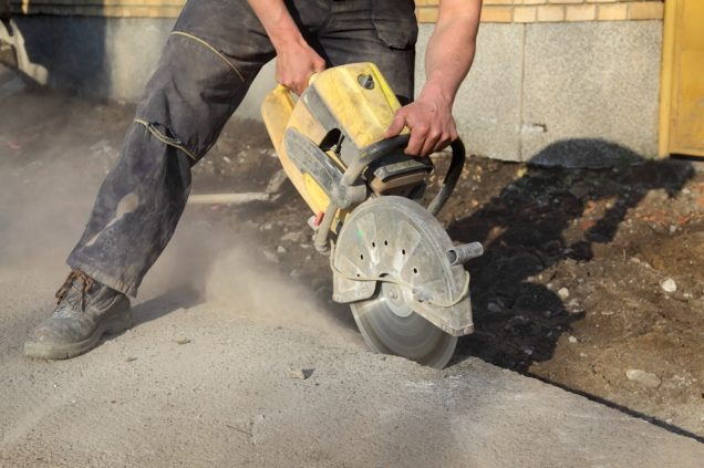 Tips for Concrete Sawing: Build It Right!
