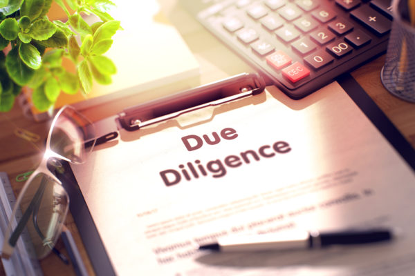 third-party due diligence