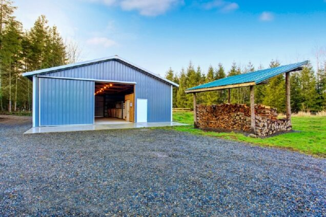 Why Must You Consider Creating A Barn Inside Your Property?