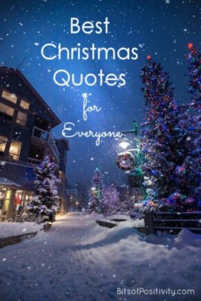 The A - Z Of Christmas Blessing Quote