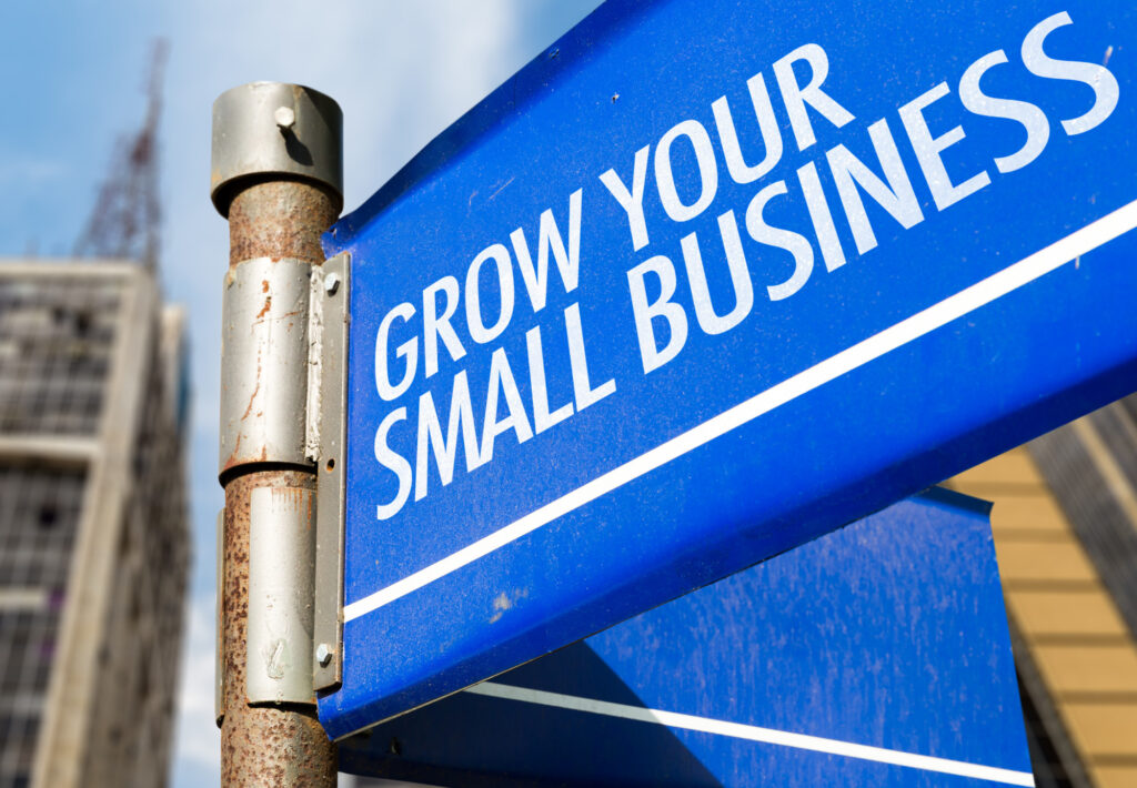 Make It to the Top: How to Grow a Business in 3 Simple Steps